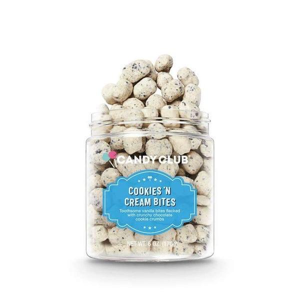 Cookies N Cream Bites - Candy Club Candy Bites *Final Sale*