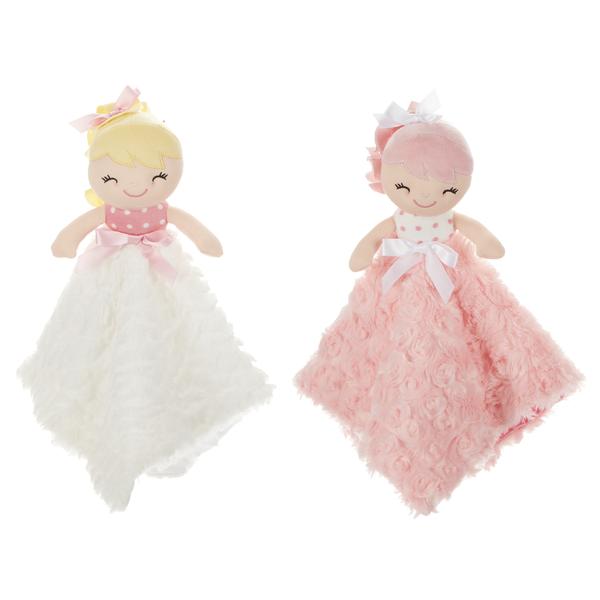 Sweet Baby Doll Mini Blankie For Baby *Final Sale*