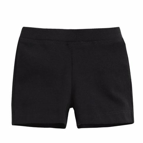 Black Shorties For Girls *Final Sale*