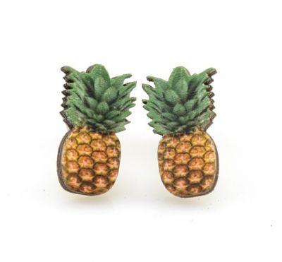 Pineapple Stud Earrings *Final Sale*