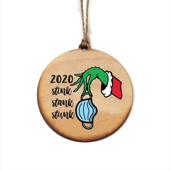 Stink Stank Stunk Christmas Ornament *Final Sale*