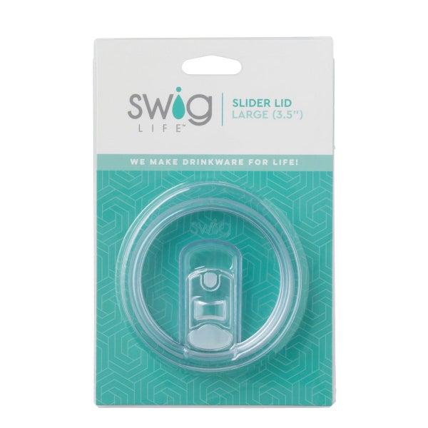 Swig Large Clear Slider Lid *Final Sale*