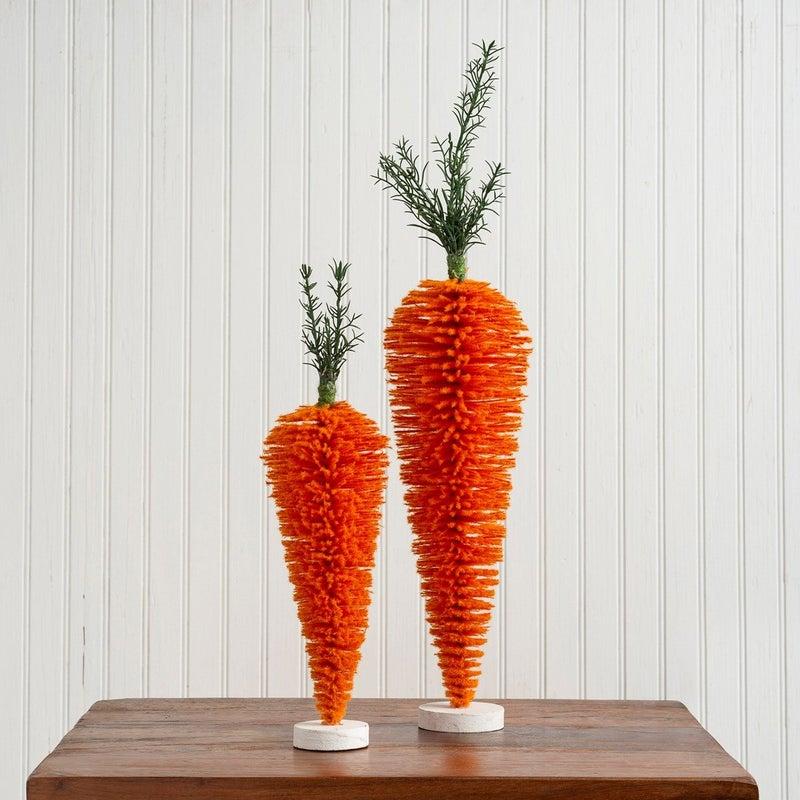 Decorative Carrot Home Decor *Final Sale*