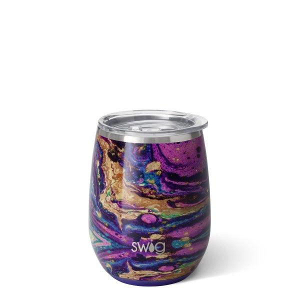 Swig Purple Reign 14oz Stemless Wine Cup