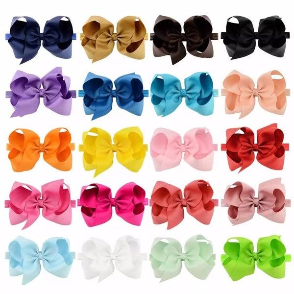 20pk Baby Bow Headbands Set *Final Sale*