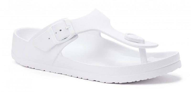 Corkys White Jet Ski Sandal