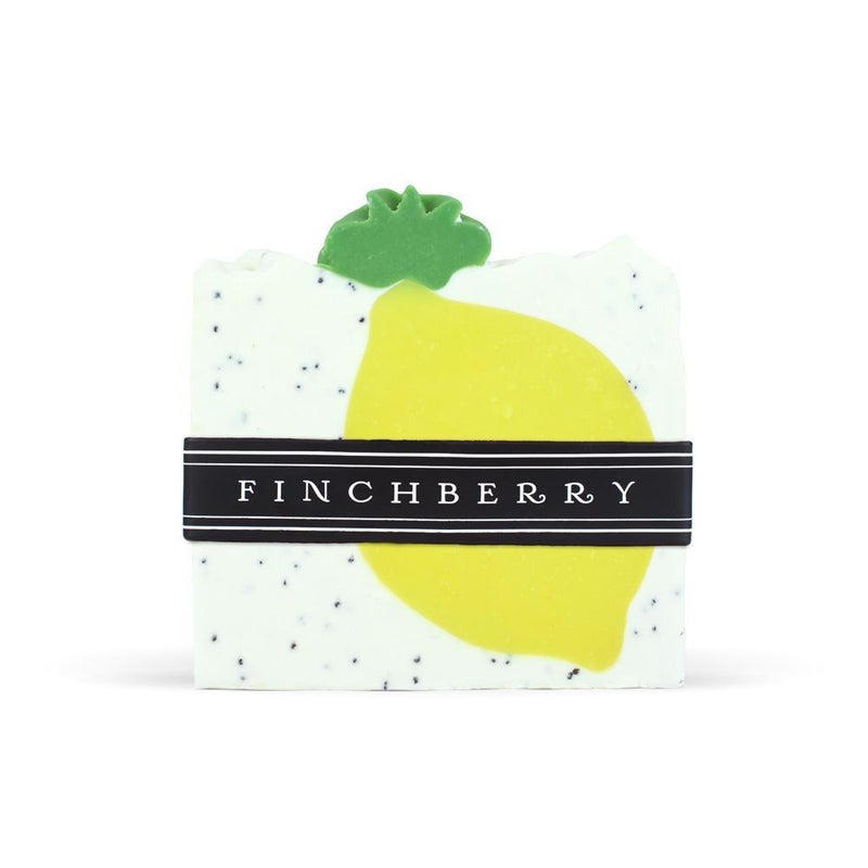 FinchBerry Lemonly Handcrafted Vegan Soap *Final Sale*