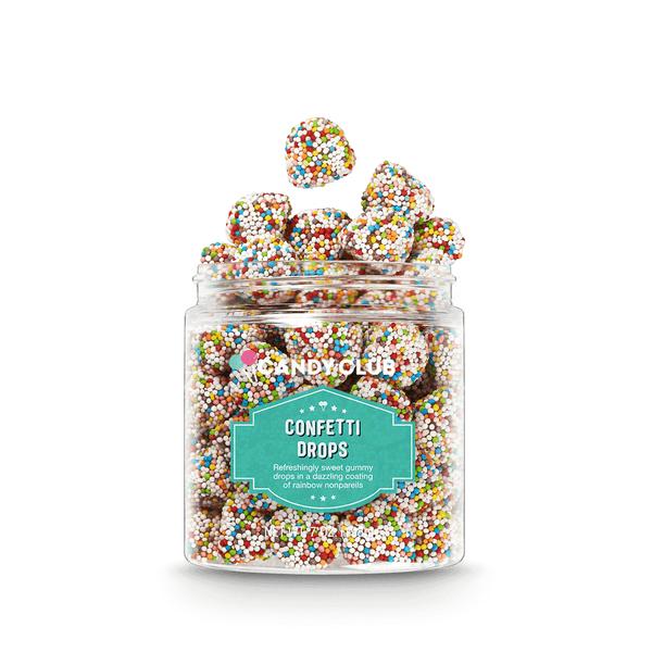Confetti Drops - Candy Club *Final Sale*
