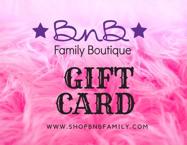Gift Card *Final Sale*