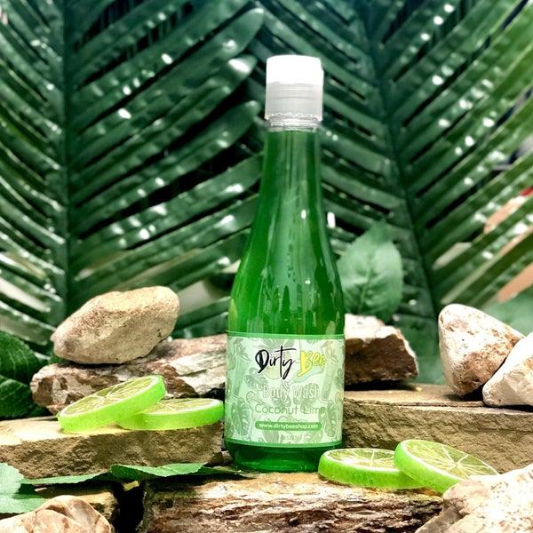 Coconut Lime Body Wash *Final Sale*