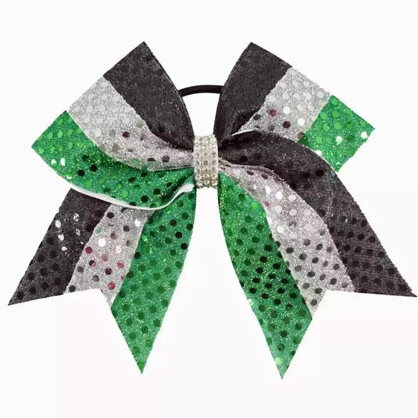 Bling It On Sequin Cheer Bow *Final Sale*