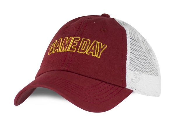 ISU Game Day High Pony Trucker Hat - Women *Final Sale*