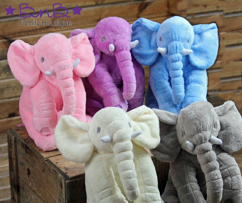 Plush Elephant *Final Sale*