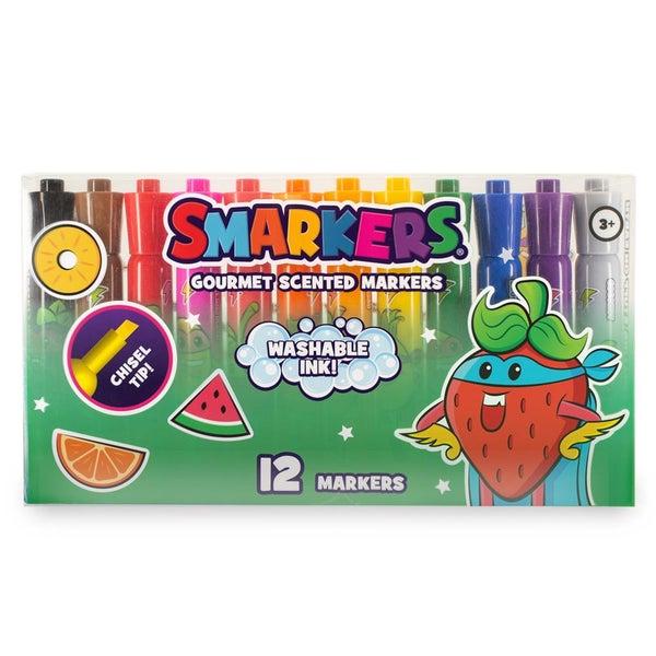 Washable Large Smarkers - 12pk *Final Sale*