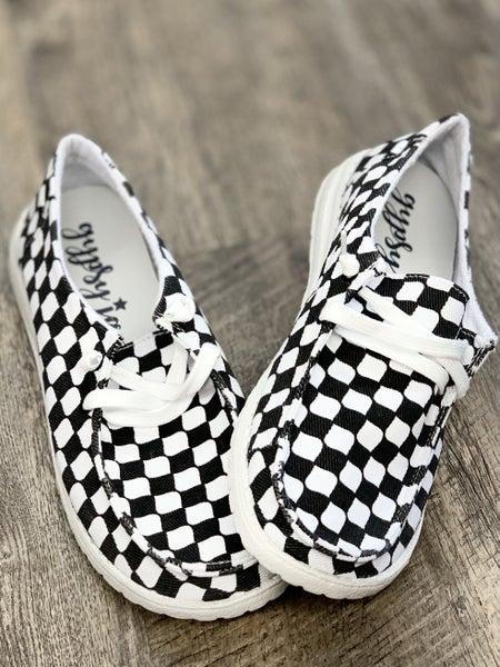 Gypsy Jazz Raceway Shoes