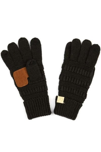 C.C. Touchscreen Gloves For Kids