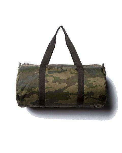 Camouflage Day Tripper Duffel Bag