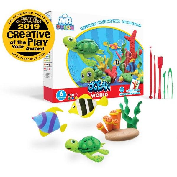 Ocean World Air Dough Activity Kit *Final Sale*