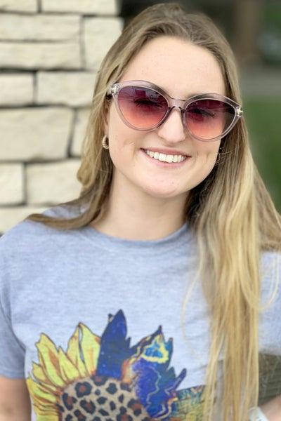 Caroline Cat Eye Sunglasses For Women *Final Sale*