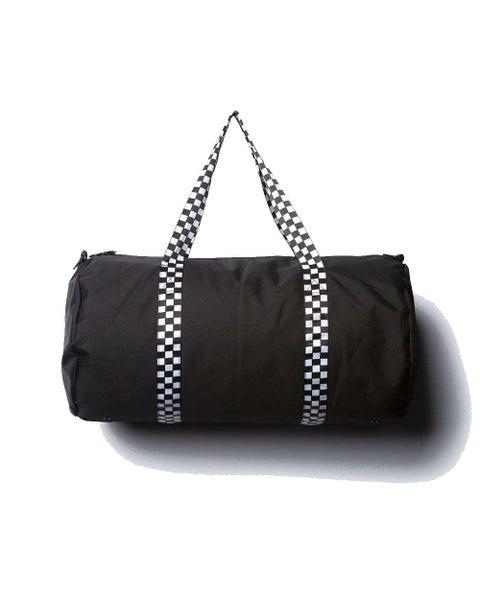 Checker Print Day Tripper Duffel Bag
