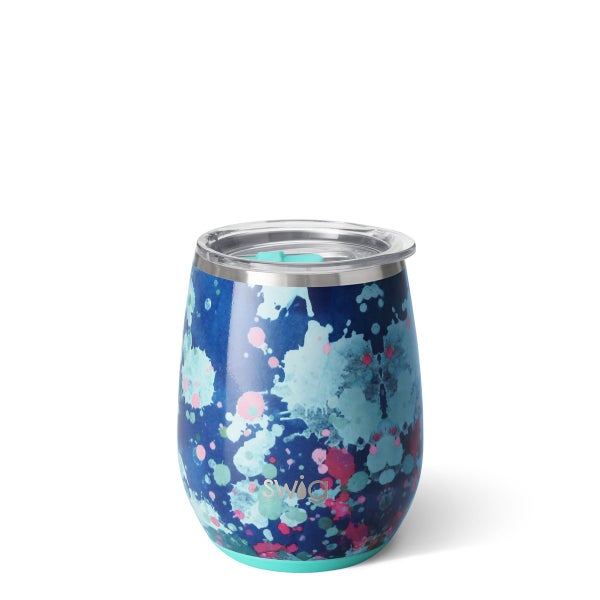 Swig Artist Speckle 14oz Stemless Wine Cup