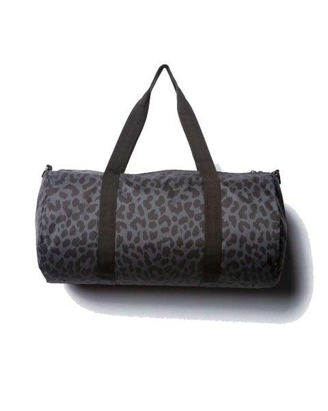 Black Cheetah Day Tripper Duffel Bag