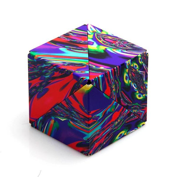 Chaos Shashibo Fidget Shape Shifting Box *Final Sale*
