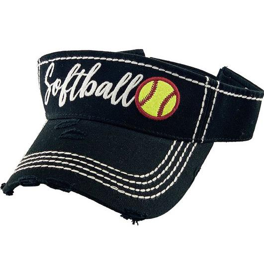 Softball Visor For Women *Final Sale*
