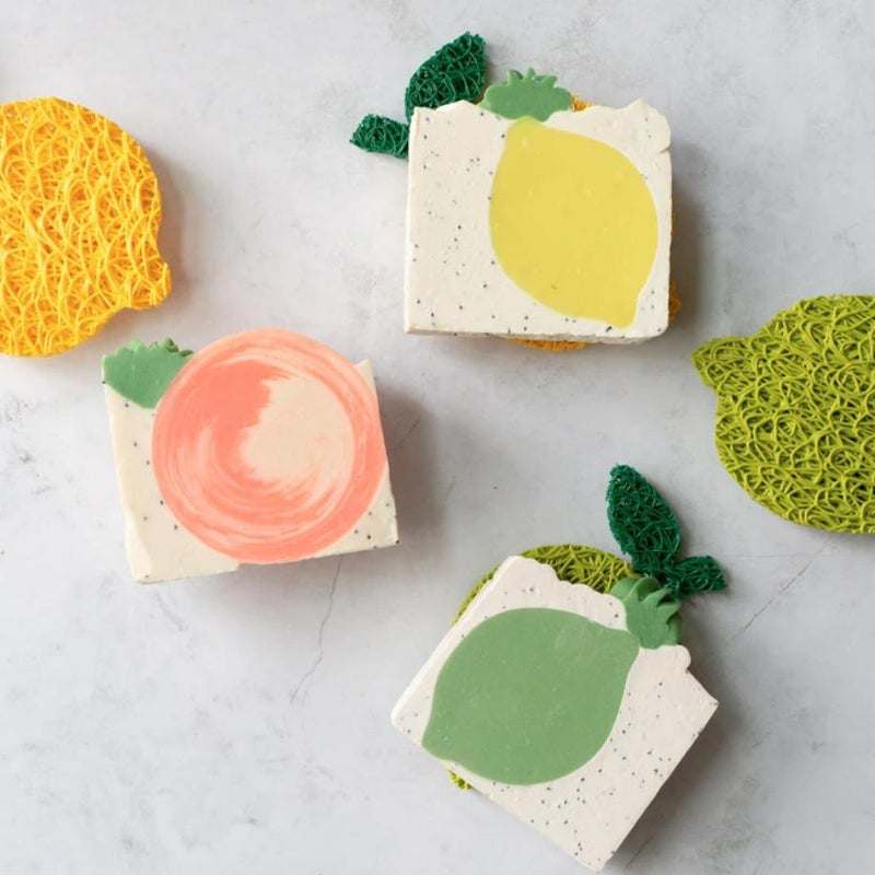 FinchBerry Handcrafted Vegan Soap Collection 3pk *Final Sale*