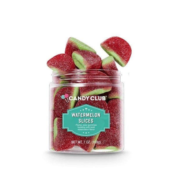 Watermelon Slices - Candy Club Candy Bites *Final Sale*