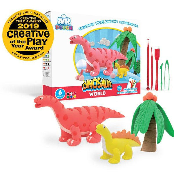 Dino World Air Dough Activity Kit *Final Sale*