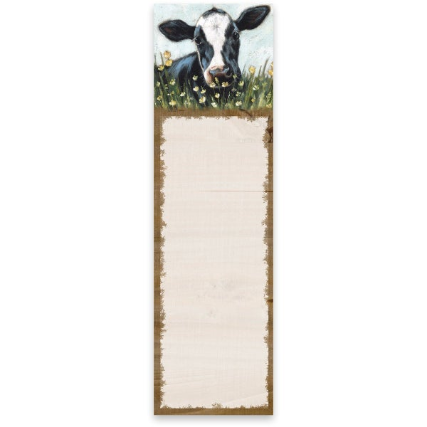 Cow Notepad *Final Sale*
