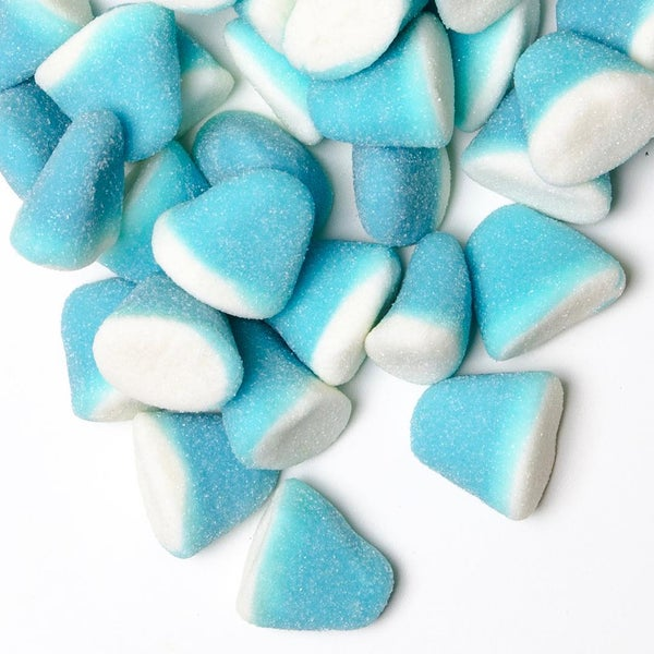 Blue Raspberry Puffs - Candy Club Gluten Free *Final Sale*
