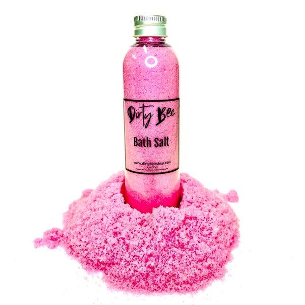 Dirty Bee Island Pink Bath Salt *Final Sale*