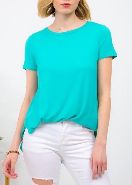 Everyday Mint Top For Women