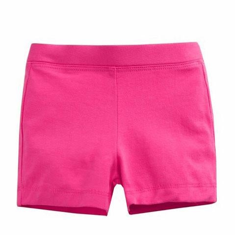 Pink Shorties For Girls *Final Sale*