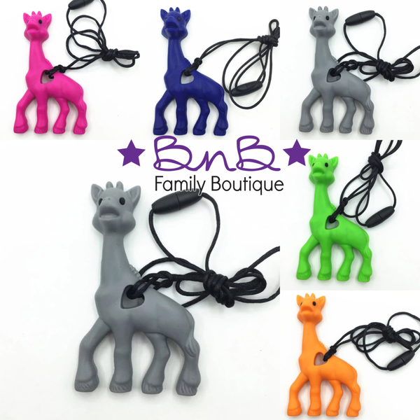 Giraffe Teething Toy For Baby *Final Sale*