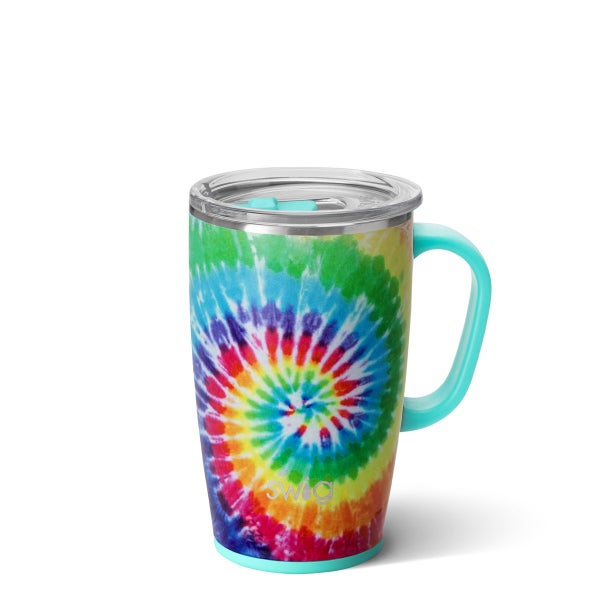 Swig Swirled Peace 18oz Mug