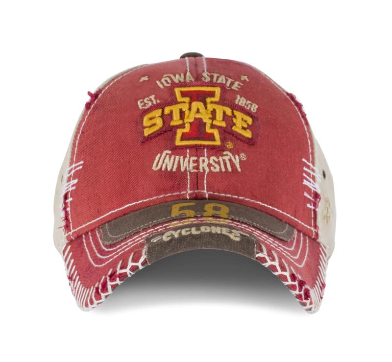 ISU Enzyme Washed Baseball Hat - Unisex *Final Sale*