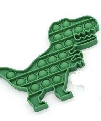 Dinosaur Fidget Popper *Final Sale*