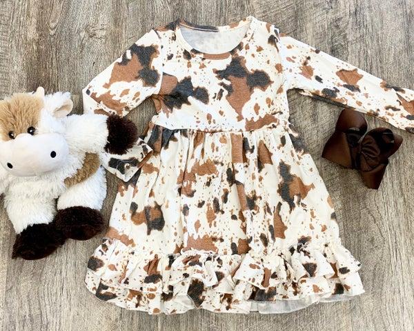 Milk It Dress For Girls