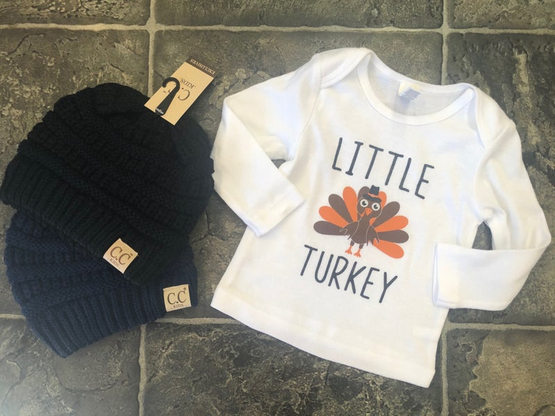 Little Turkey Tee