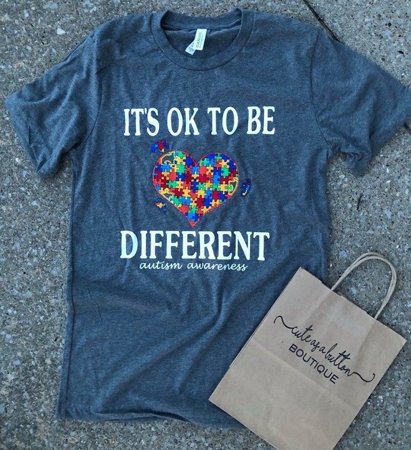 It's okay to be different!