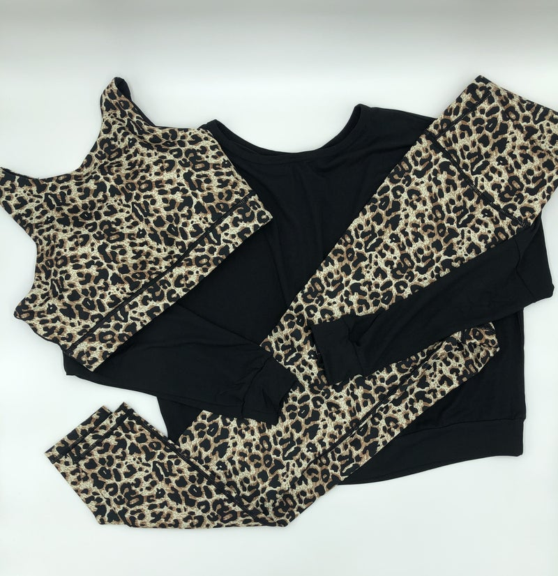 Relaxed Drop shoulder long sleeve top