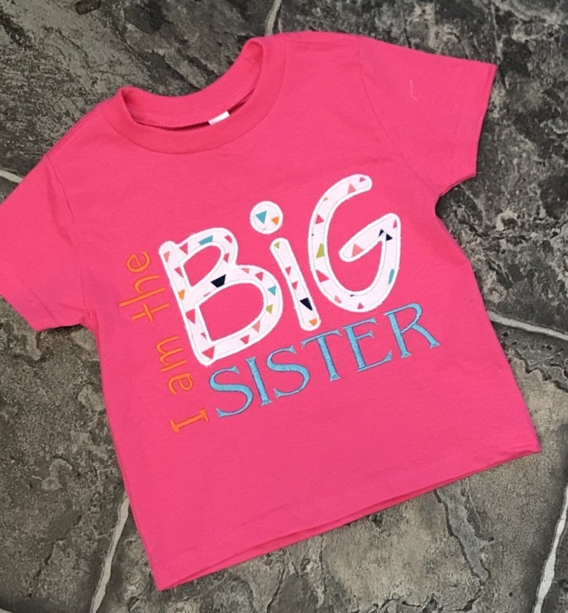 I am the BIG sister!!!