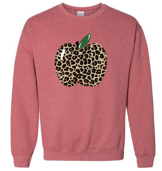 Teacher Apple sweatshirt