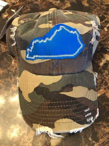Camo State Hat