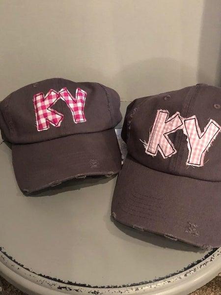 KY applique hat