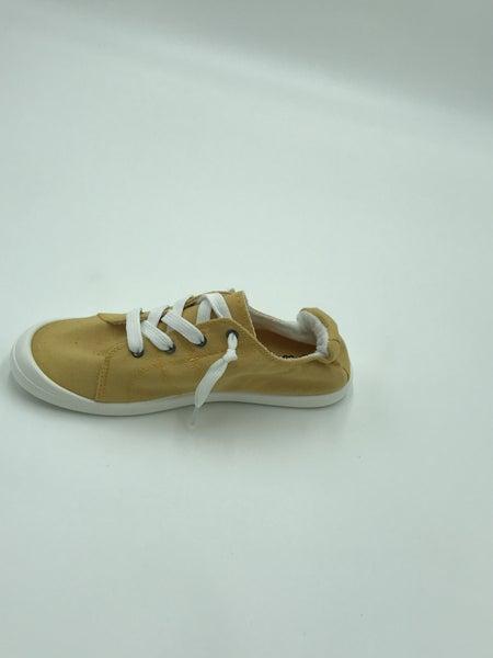 Mustard Comfy Sneaker