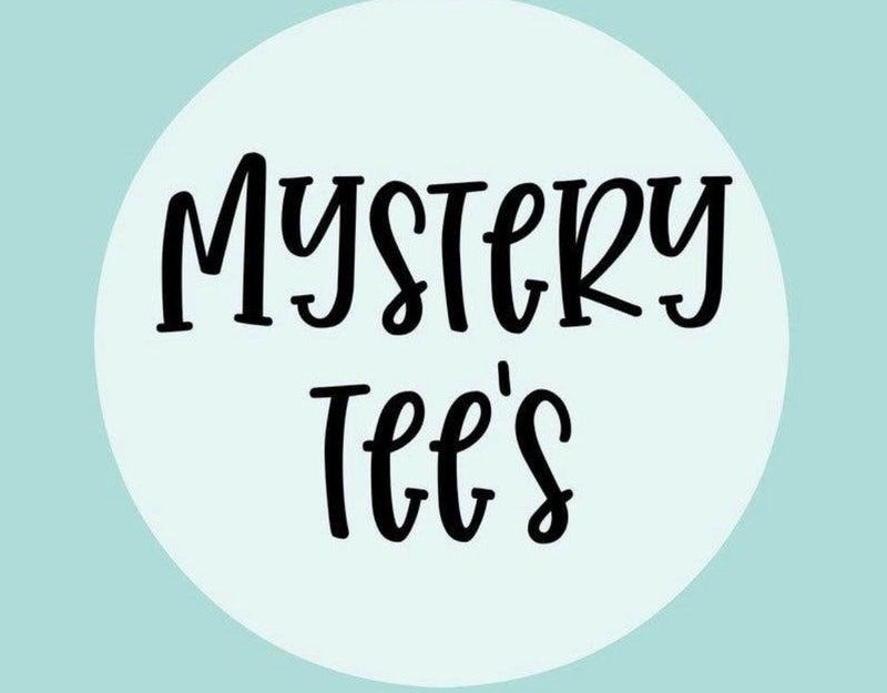 Mystery Tee Combo *Final Sale*